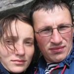 Это мы – Денис и Кристина.