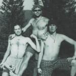 Три богатыря. г.Толстый гронь
